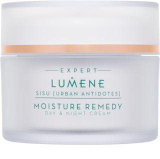 Lumene Sisu [Urban Antidotes] crème jour et nuit pour tous types de peau