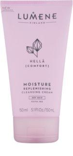 Lumene Cleansing Hellä [Comfort] Hydraterende Reinigingscrème voor Droge Huid