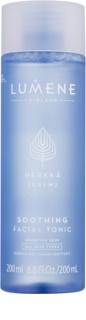 Lumene Cleansing Herkkä [Calm] calmant tonic pentru toate tipurile de ten, inclusiv piele sensibila