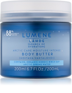 Lumene Lähde [Source of Hydratation] beurre corporel hydratation intense
