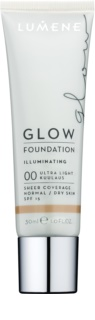 Lumene Nordic Chic Glow Make-up Base  met Hydraterende Werking