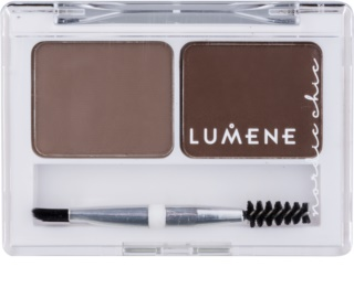 Lumene Nordic Chic Palette For Eyebrows Make - Up
