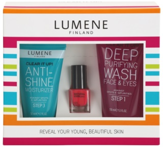 Lumene Clear It Up! set cosmetice I.