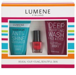 Lumene Clear It Up! Kosmetik-Set  I.
