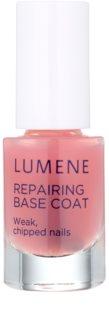 Lumene Gloss & Care базов лак за нокти