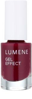 Lumene Gel Effect лак для нігтів