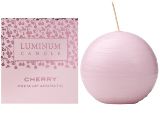 Luminum Candle Premium Aromatic Cherry świeczka zapachowa    mała (Ø 60 mm, 15 h)