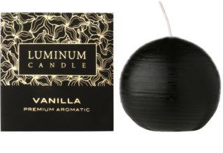 Luminum Candle Premium Aromatic Vanilla Scented Candle   mini (Ø 60 mm, 15 h)