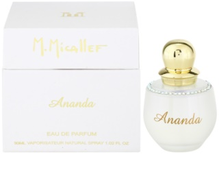 M. Micallef Ananda eau de parfum da donna 30 ml
