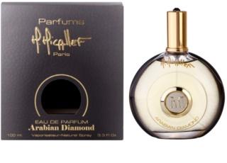 M. Micallef Arabian Diamond eau de parfum campione per uomo 2 ml