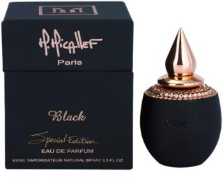 M. Micallef Black Special Edition eau de parfum campione da donna