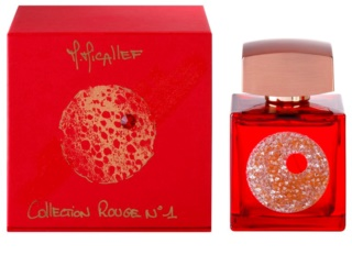 M. Micallef Collection Rouge N°1 eau de parfum para mujer 100 ml
