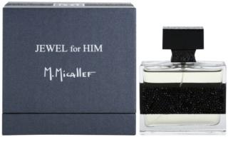 M. Micallef Jewel eau de parfum campione per uomo