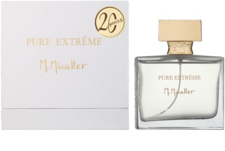 M. Micallef Pure Extreme Eau de Parfum Damen 100 ml