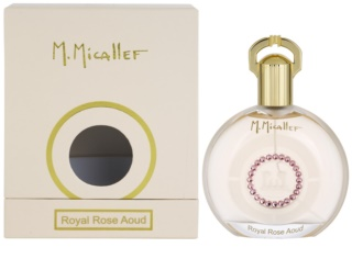 M. Micallef Royal Rose Aoud Eau de Parfum για γυναίκες 100 μλ