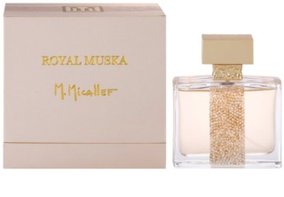 M. Micallef Royal Muska Eau de Parfum para mulheres 100 ml