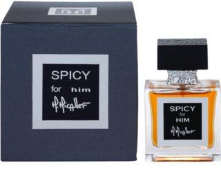 M. Micallef Spicy eau de parfum campione per uomo