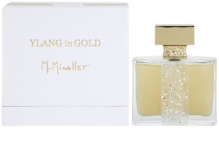 M. Micallef Ylang In Gold Eau de Parfum para mulheres 100 ml