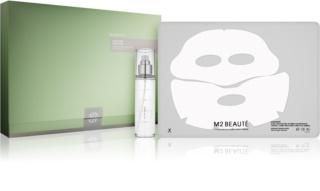 M2 Beauté Facial Care maska wypelniająca zmarszczki o dzłałaniu nawilżającym