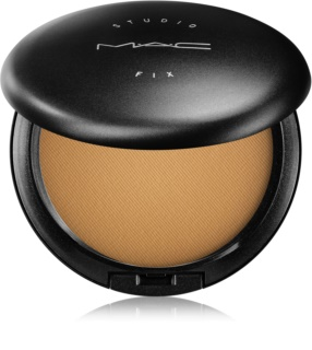 MAC Studio Fix Powder Plus Foundation kompaktní pudr a make-up 2 v 1