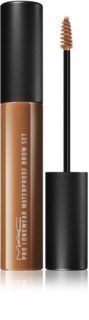 MAC Pro Longwear Waterproof Brow Set gel para cejas