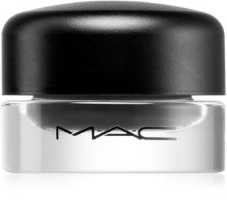 MAC Pro Longwear Fluidline tartós zselés szemhéjtus ecsettel