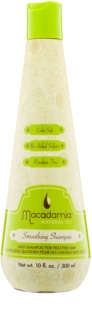 Macadamia Natural Oil Care розгладжуючий шампунь для пошкодженного,хімічним вливом, волосся