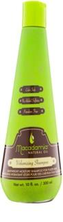 Macadamia Natural Oil Care champô hidratante leve para dar volume
