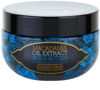Macadamia Oil Extract Exclusive Voedende Body Butter  voor Alle Huidtypen