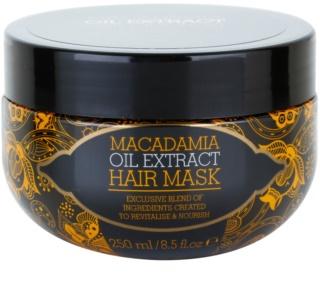 Macadamia Oil Extract Exclusive подхранваща маска за коса за всички видове коса