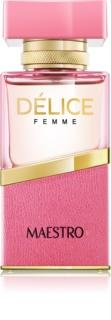 Maestro Délice Femme Eau de Parfum für Damen 100 ml