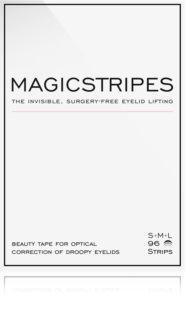 MAGICSTRIPES Eyelid Lifting Stripes szemhéjat feszesítő gélmaszk nagy csomagolás