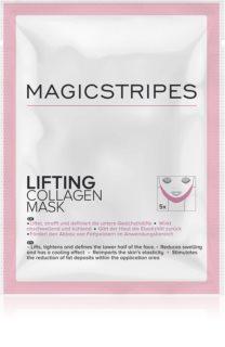 MAGICSTRIPES Lifting zpevňující kolagenová maska