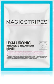 MAGICSTRIPES Hyaluronic Intensive Treatment intenzív hidrogélmaszk hialuronsavval