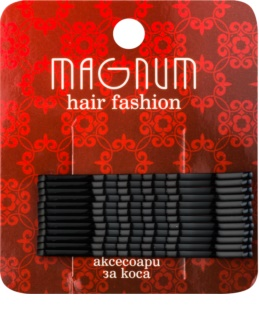 Magnum Hair Fashion Hårnålar Svart