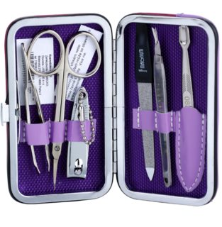 Magnum Feel The Style Perfect Manicure Set - Purple