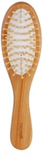 Magnum Natural cepillo para cabello de madera de bambú