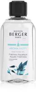 Maison Berger Paris Aroma Happy náplň do aroma difuzérů (Aquatic Freshness) 200 ml