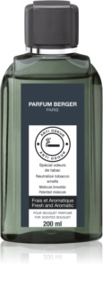 Maison Berger Paris Anti Odour Tobacco reumplere în aroma difuzoarelor 200 ml  (Fresh and Aromatic)