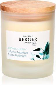 Maison Berger Paris Aroma Happy vonná svíčka (Aquatic Freshness)