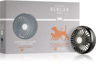 Maison Berger Paris Car Anti Odour Animal parfum pentru masina   Clip (Fruity and Floral)