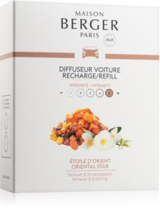 Maison Berger Paris Car Oriental Star illat autóba   utántöltő