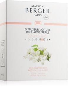 Maison Berger Paris Car Precious Jasmine illat autóba 2 x 17 g utántöltő