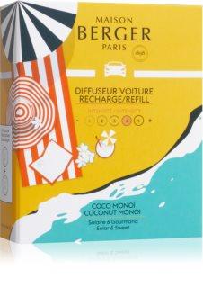 Maison Berger Paris Coco Monoï parfum pentru masina Refil