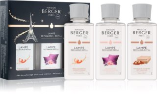 Maison Berger Paris Catalytic Lamp Refill Tripack set cadou II.