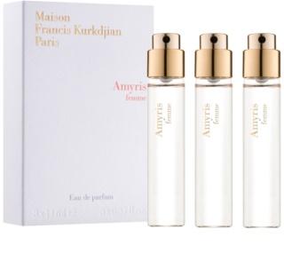 Maison Francis Kurkdjian Amyris Femme parfemska voda za žene 3 x 11 ml punjenje