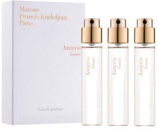 Maison Francis Kurkdjian Amyris Femme парфумована вода для жінок 3 x 11 мл наповнення