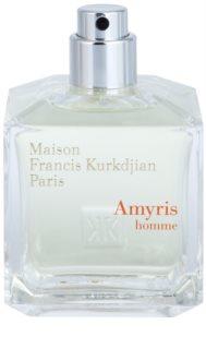 Maison Francis Kurkdjian Amyris Homme eau de toilette teszter férfiaknak 70 ml