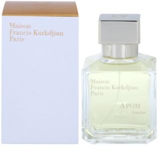 Maison Francis Kurkdjian APOM Pour Femme eau de parfum nőknek 70 ml
