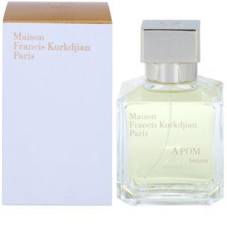Maison Francis Kurkdjian APOM Pour Femme Eau de Parfum for Women 2 ml Sample